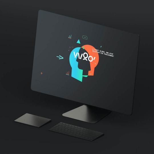 Брендинг и сайт компании «YVOO»