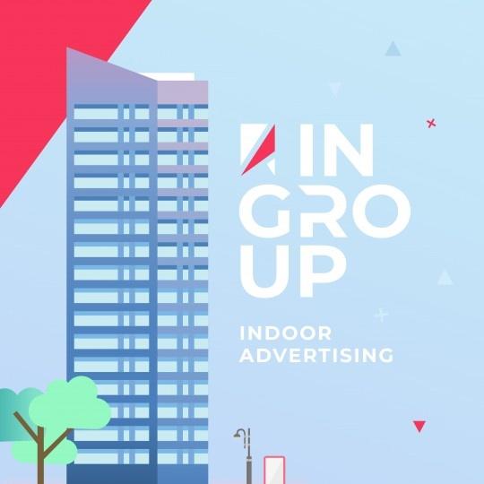 Сайт компании «Ingroup»