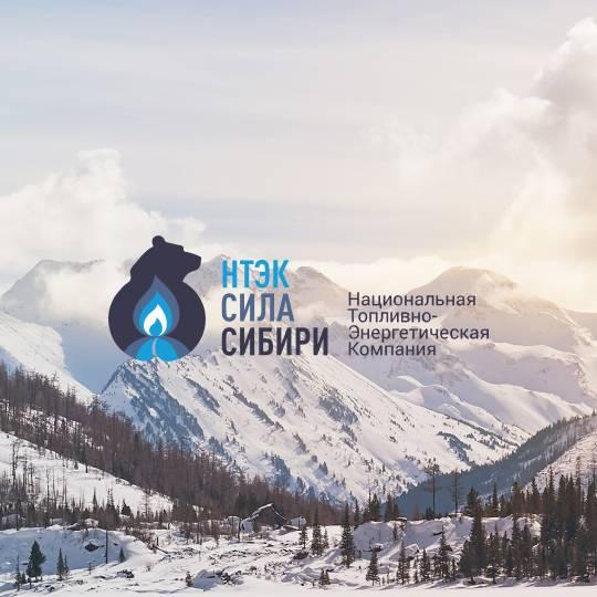 Сайт для НТЭК «Сила Сибири»